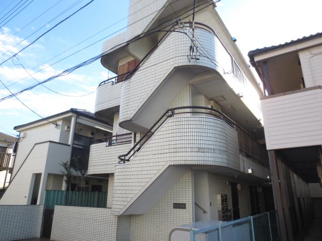 シャトレ尾山台外観写真