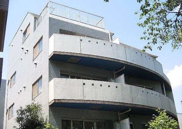 ボヌール都立大学壱番館外観写真