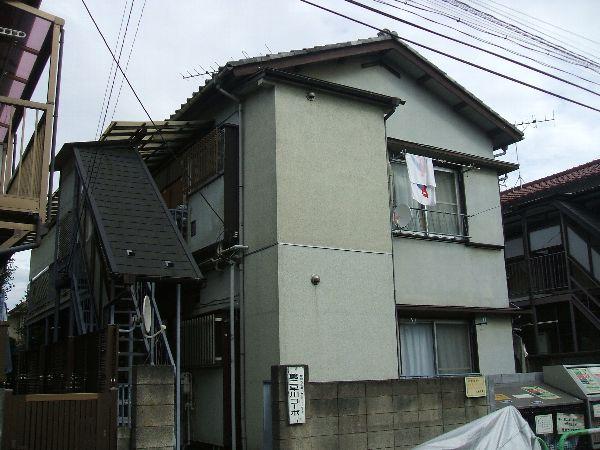 第二早川コーポ外観写真