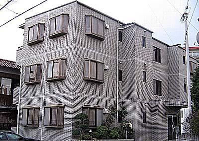 リージェンシー駒沢外観写真