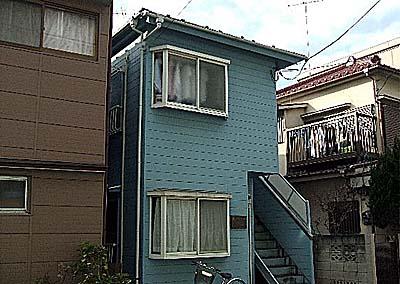 緑が丘2丁目アパート外観写真