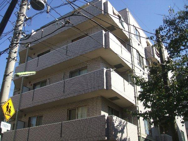 玉川2丁目マンション外観写真