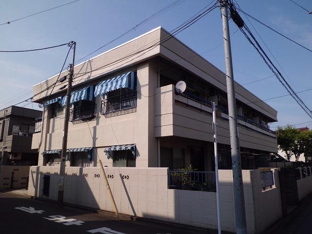 安井マンション外観写真