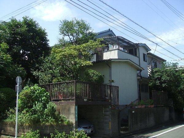 花井アパート外観写真