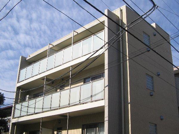 コリーヌ学芸大学弐番館外観写真