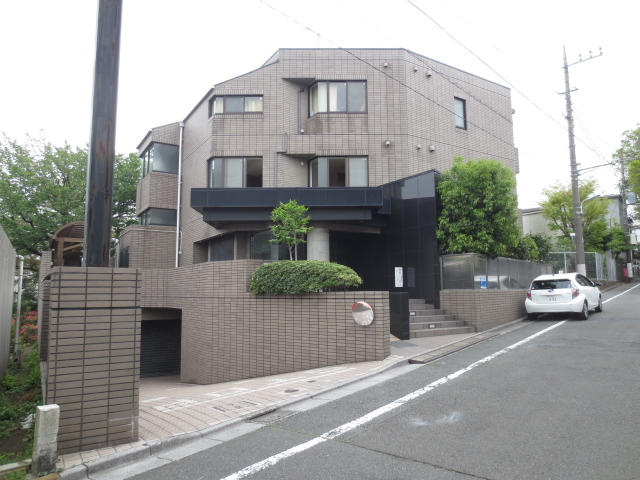 RIS柿の木坂外観写真
