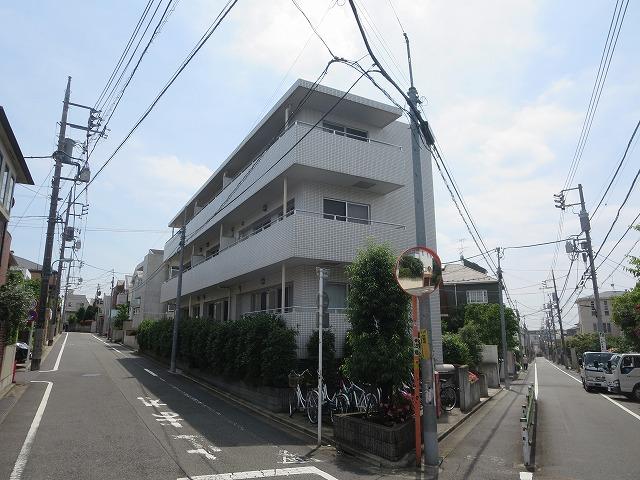 コリーヌ平町 四番館外観写真