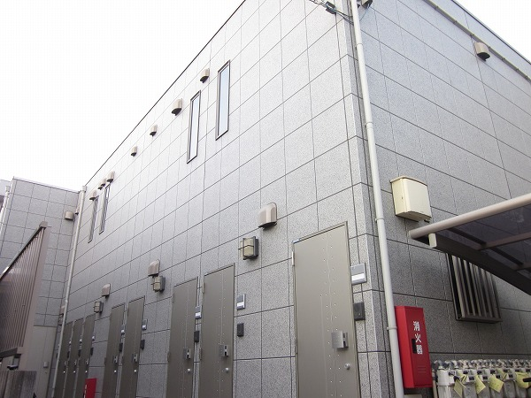 石川台レジデンス外観写真