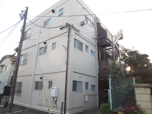第一豊田マンション外観写真