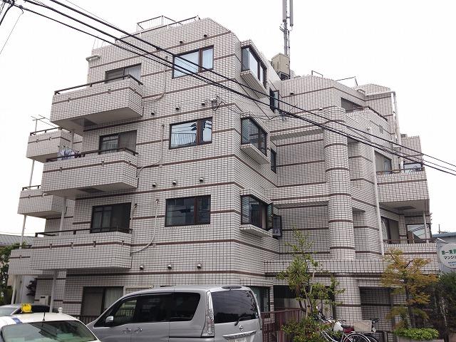第一東京園マンション外観写真