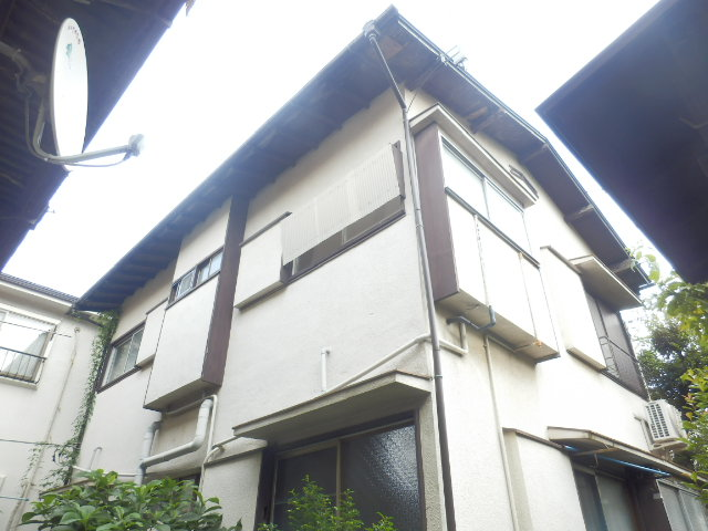 小林アパート(南側)外観写真