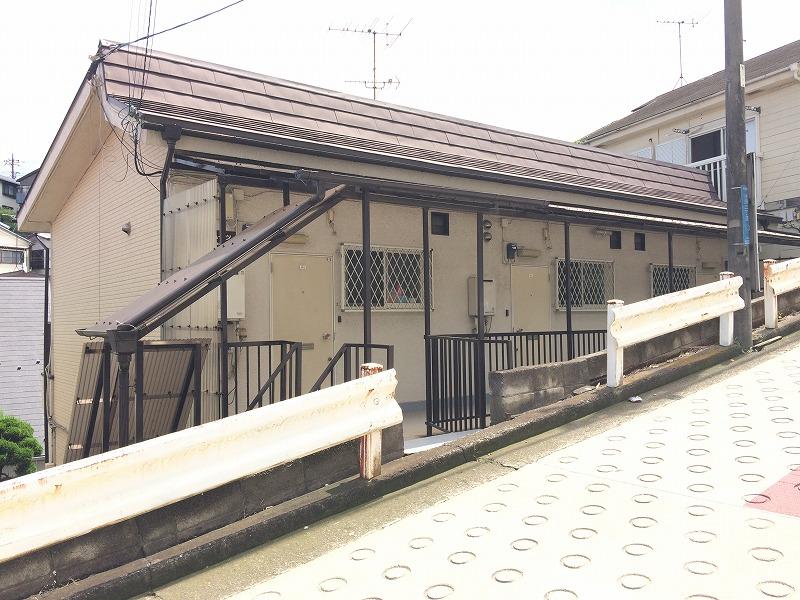 千島ハイツ外観写真