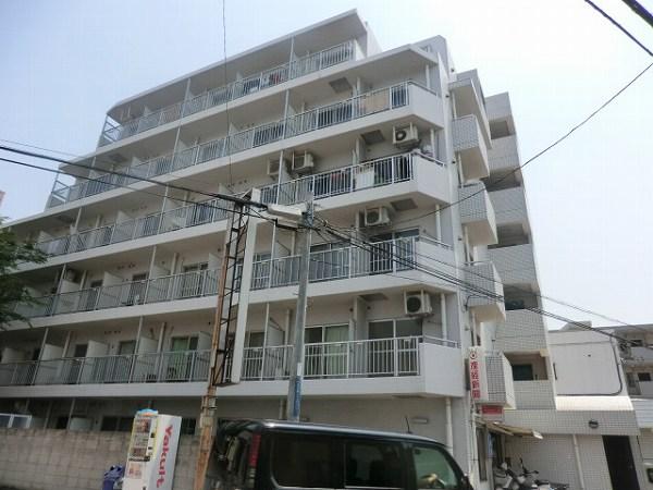 MAC高田町コート外観写真