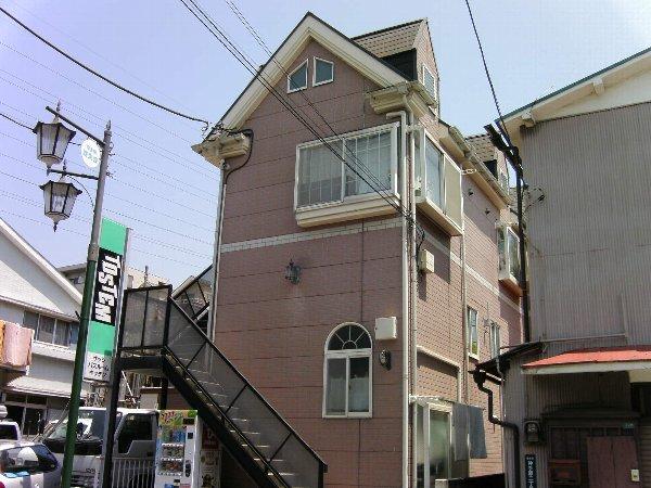 ネオステージ妙蓮寺壱番館外観写真