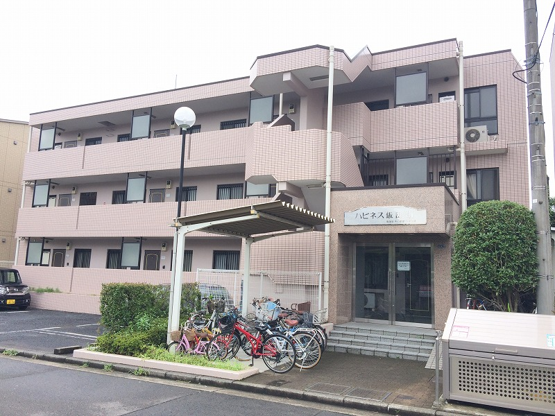 ハピネス飯田8号館外観写真