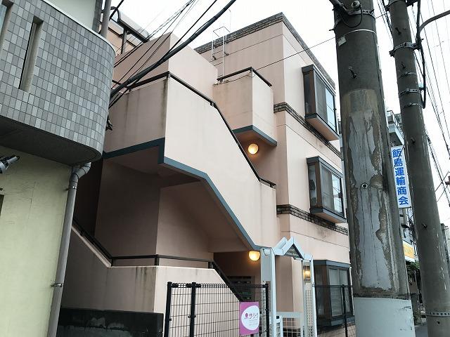 リーヴェル横浜新子安外観写真