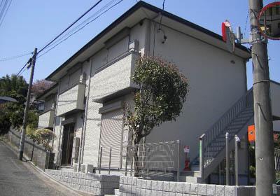 フラッツア大倉山外観写真