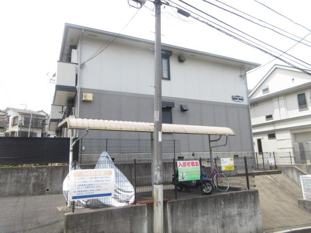 エクセル大倉山Ⅱ外観写真
