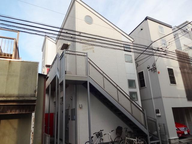 リーヴェルポート横浜白楽Ⅱ外観写真