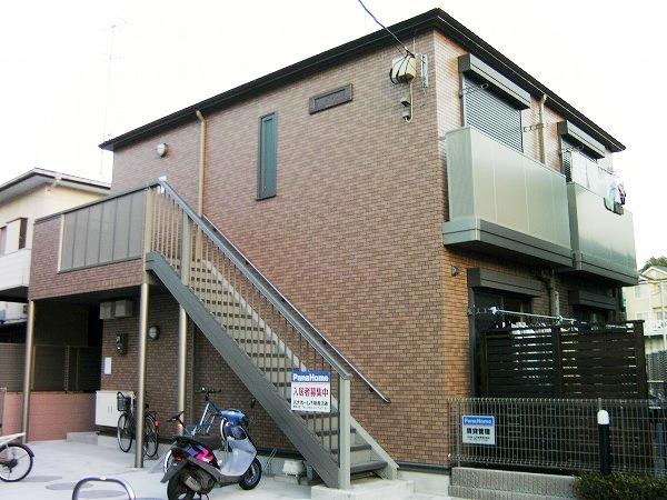 グリーンパーク・新横浜外観写真