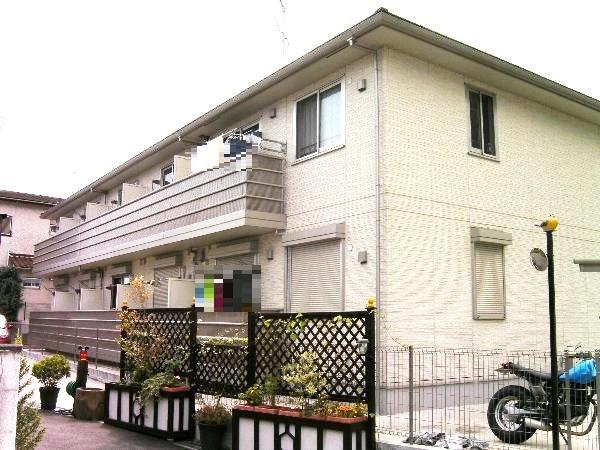 グリーンクレスト新横浜B外観写真