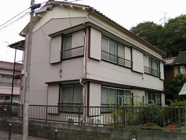 小泉荘2号棟外観写真