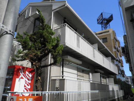 セジュール大倉山外観写真