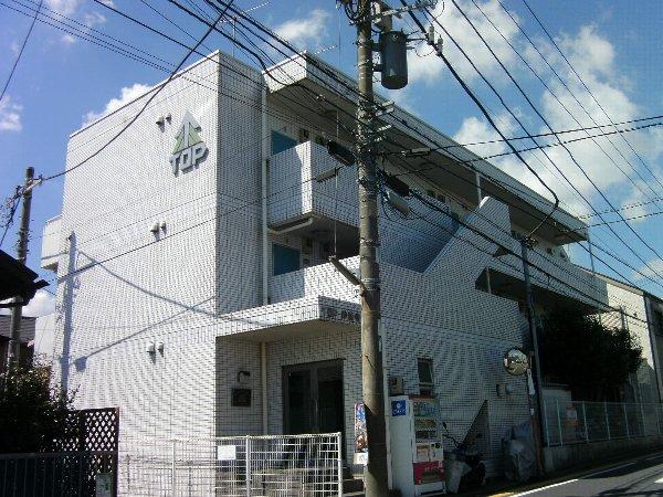TOP妙蓮寺第2外観写真