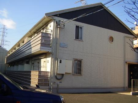 エクレール高田東外観写真