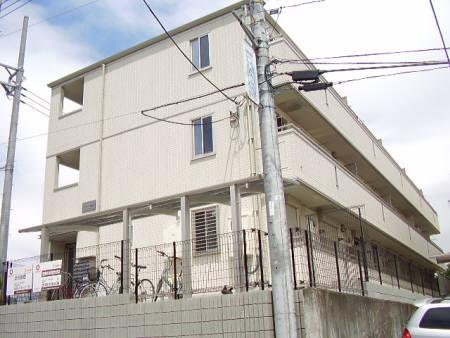 マレアガーデン新横浜B外観写真