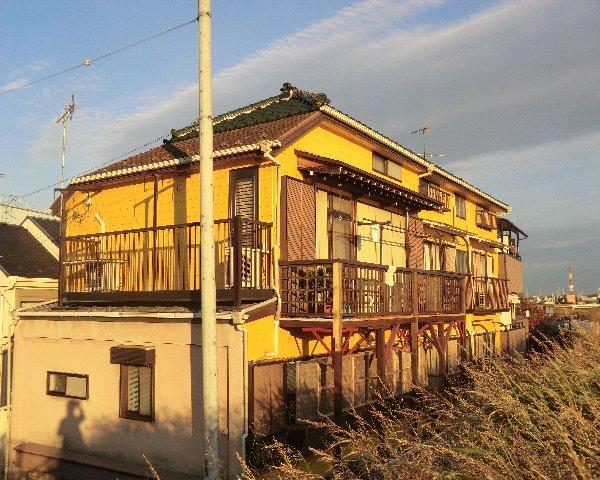 サンコーポコシバ外観写真