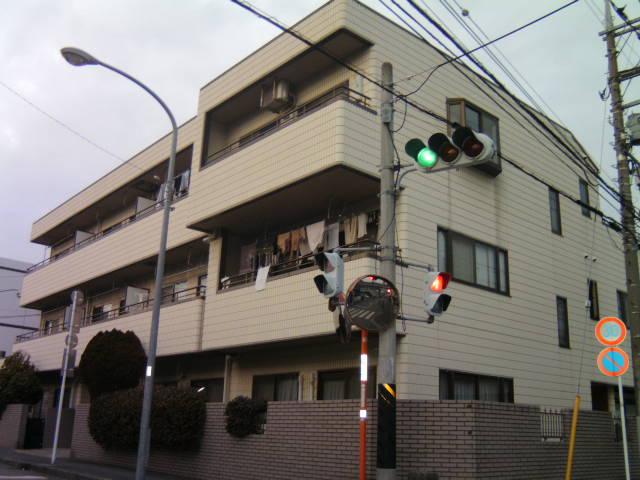 サザンコート大倉山外観写真