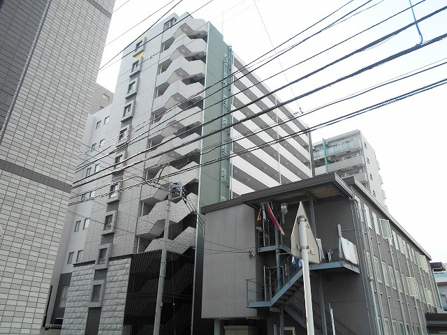 グランド・ガーラ新横浜South外観写真
