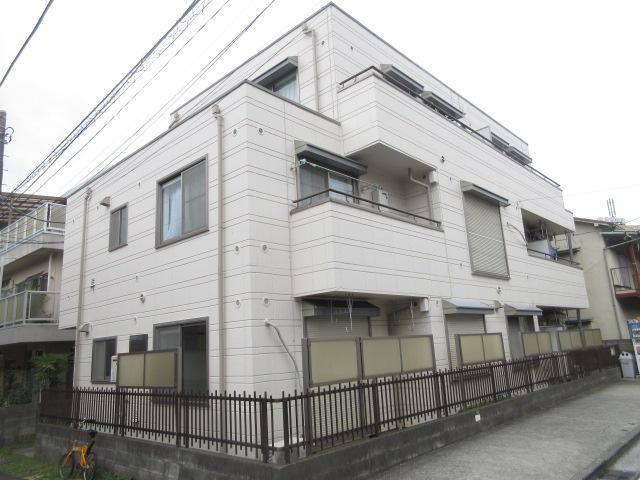 パルス新横浜外観写真