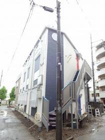 リーヴェルポート新川崎外観写真