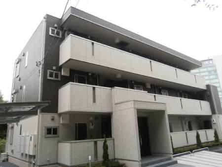 マレアガーデン新横浜C外観写真