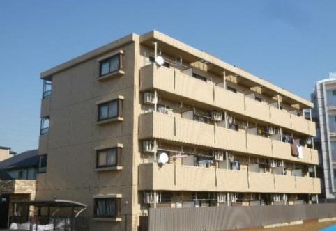 Maison Mitake外観写真