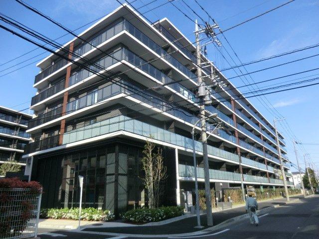 シティテラス横濱綱島ガーデンズ外観写真