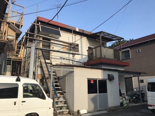 パークサイド加賀山Ⅱ外観写真