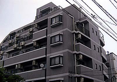 ジェイパーク駒沢外観写真