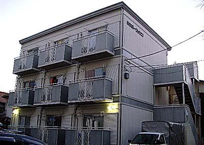 駒沢パークメゾン外観写真