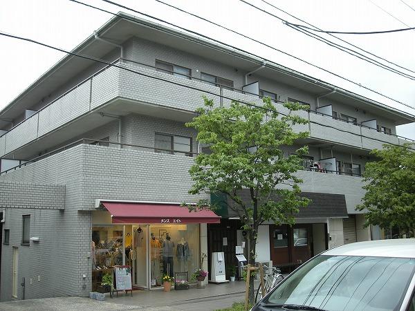 パストラル野沢壱番館外観写真