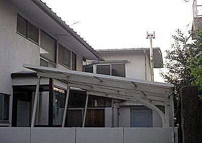 茂木アパート外観写真