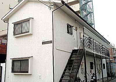 ニューハイム世田谷外観写真