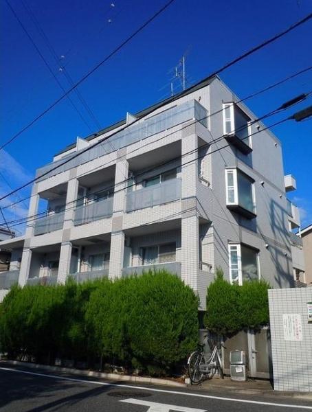 アルカディア駒沢大学外観写真