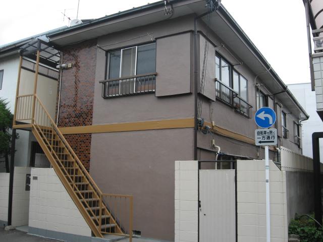 代田荘外観写真