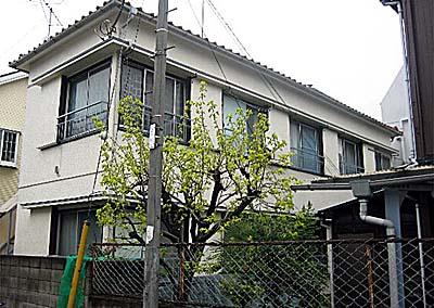 忍田荘外観写真
