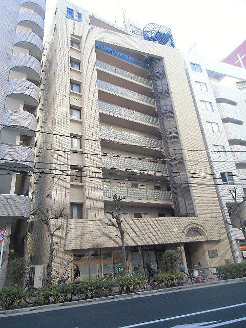 ライオンズマンション三軒茶屋NAKAMURA外観写真