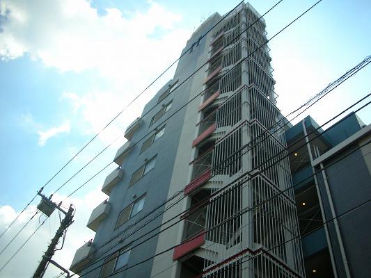 マートルコート駒沢大学外観写真