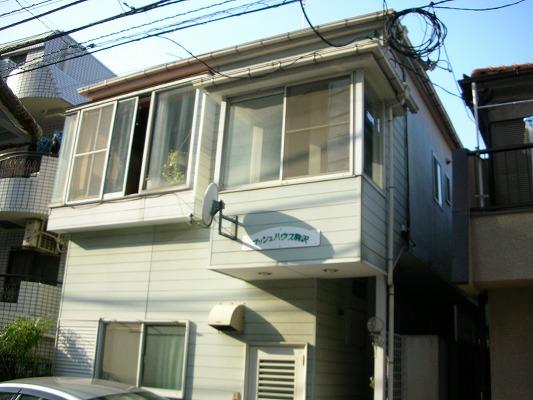 マッシュハウス駒沢外観写真